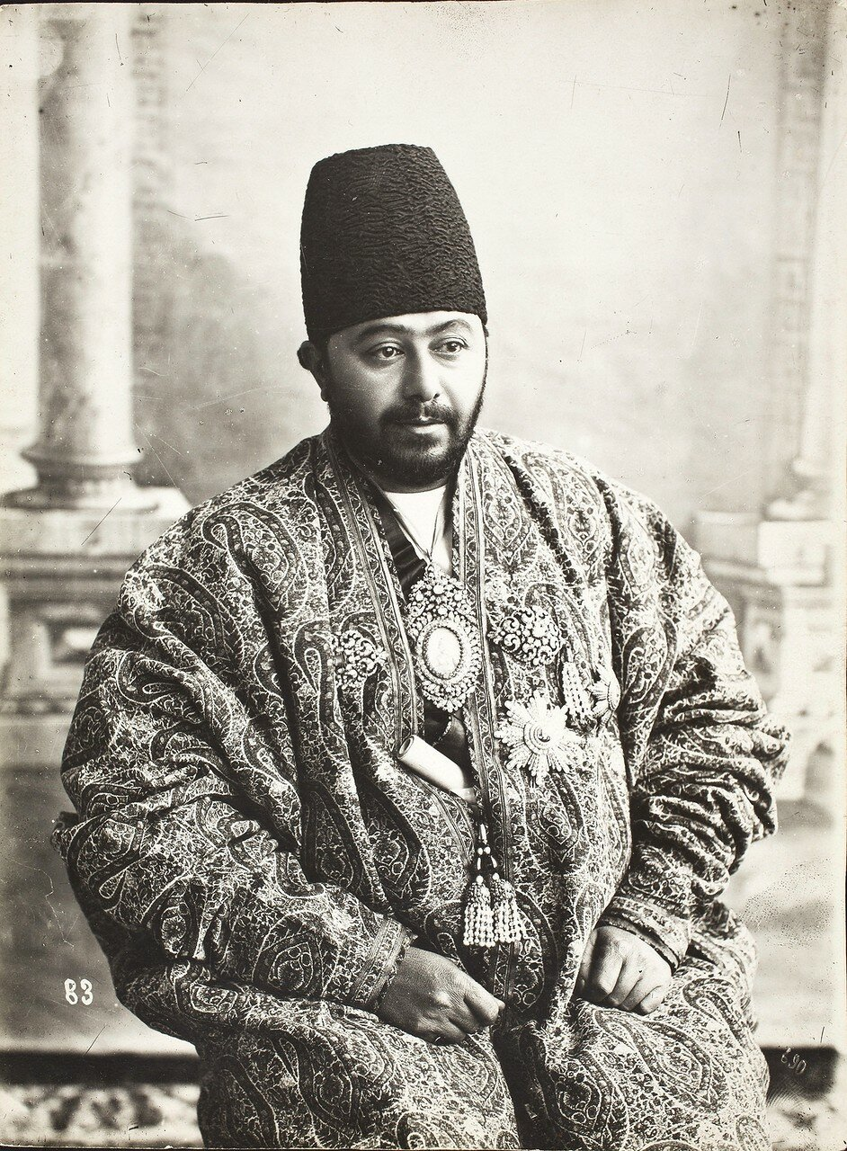 Мирза Абд-эль-Ваххаб Хан Низам аль-Мульк