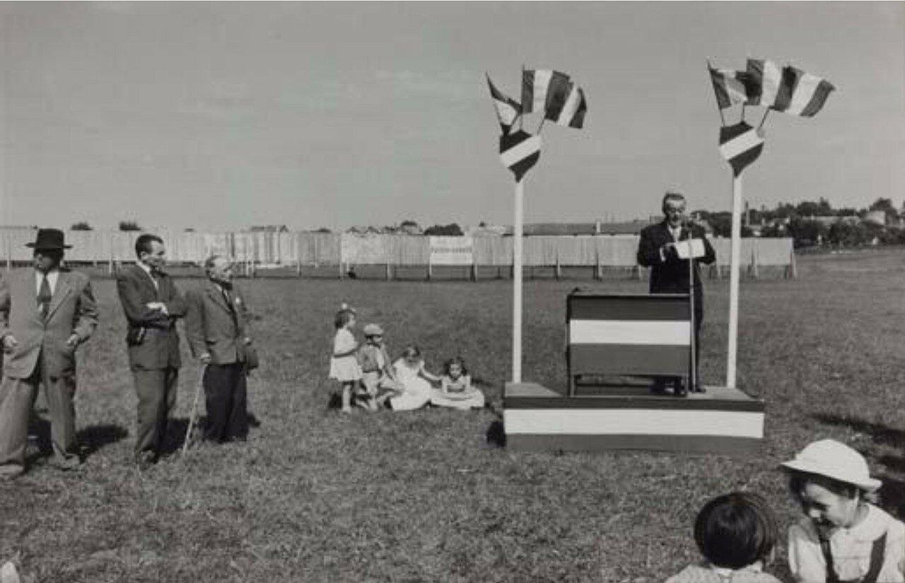 1956. Барбезьё Шаранта
