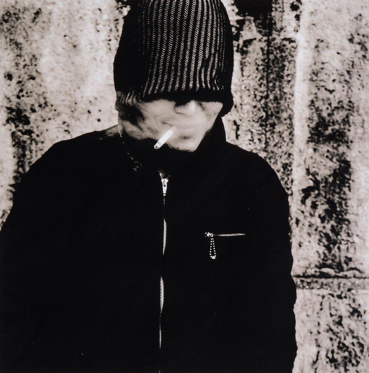 1995. Джонни Депп, Париж