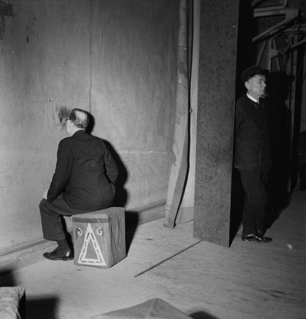 1937-1938. За кулисами Парижской Оперы