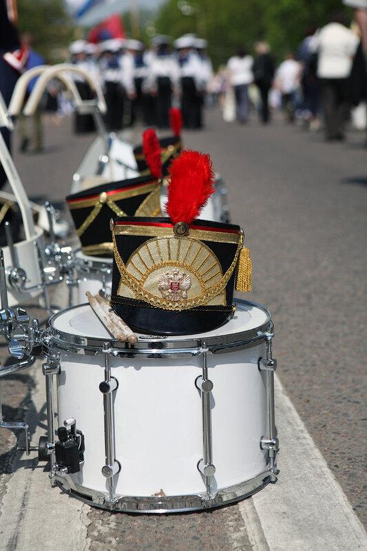 знаменские барабанщики