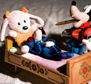 Старик-затейник art, игрушки