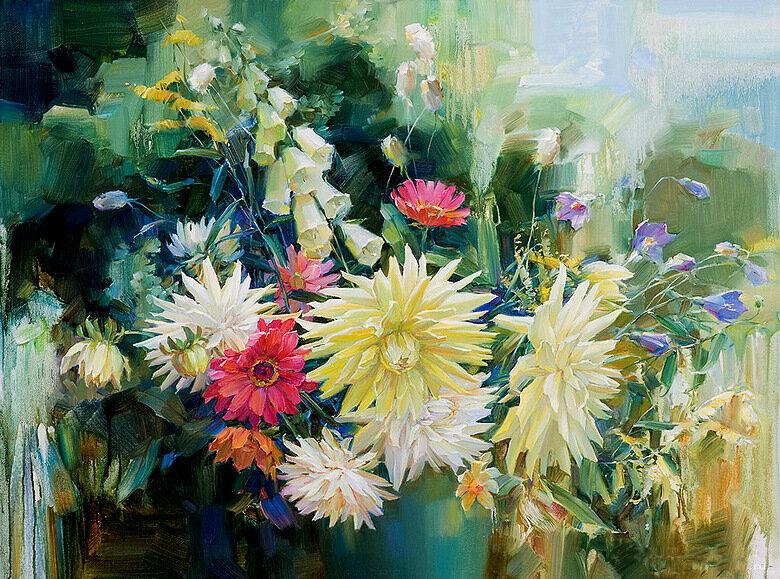 Цветы.Тимошин Олег