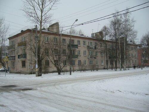 2-я Комсомольская ул. 27к1