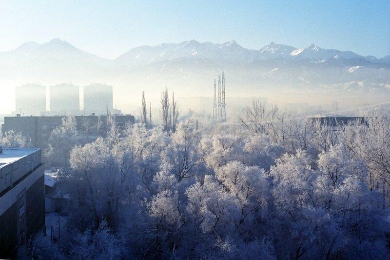 Алматы Погода