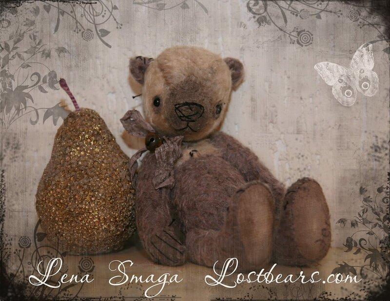 Забавные плюшевые игрушки от Lena Smaga