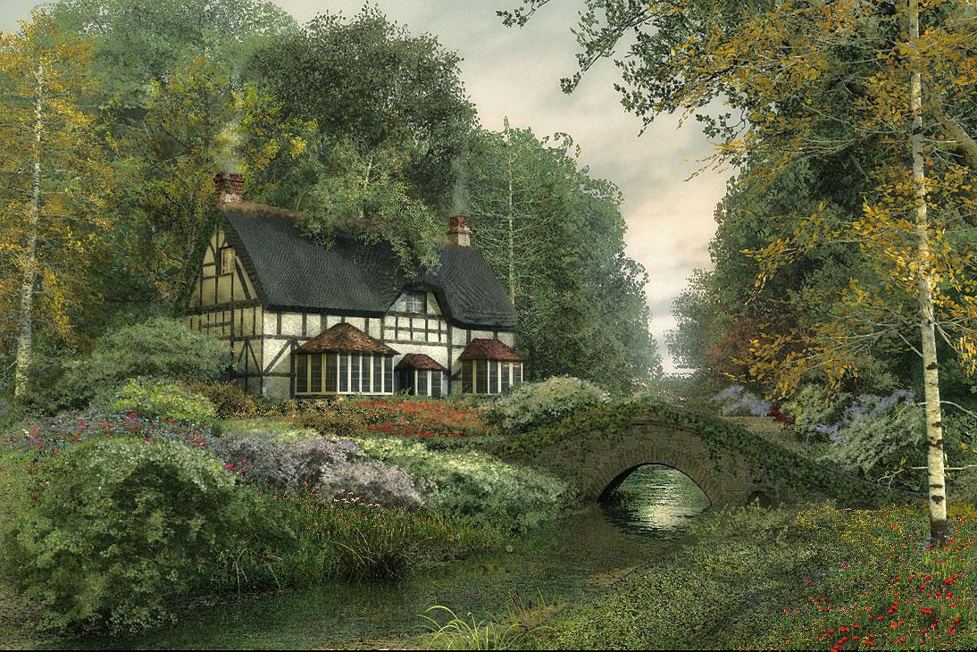 Woodland Cottage