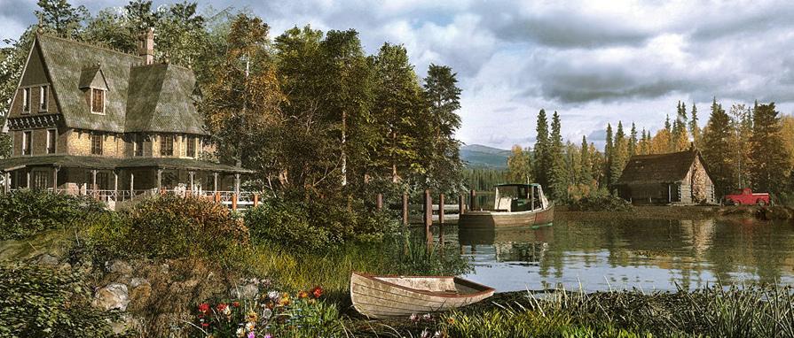 Cedarwood Lake