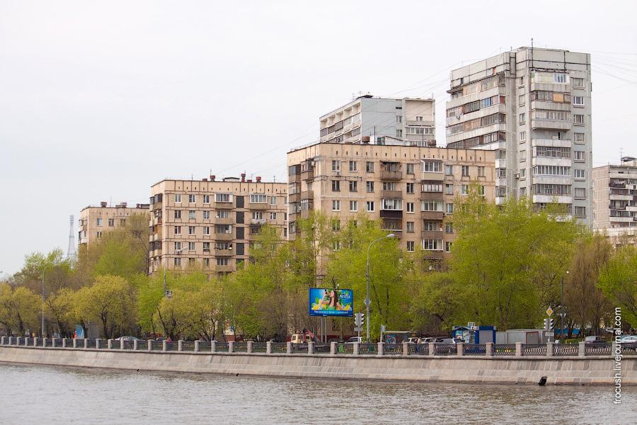 Даниловская набережная, корпуса домов №6