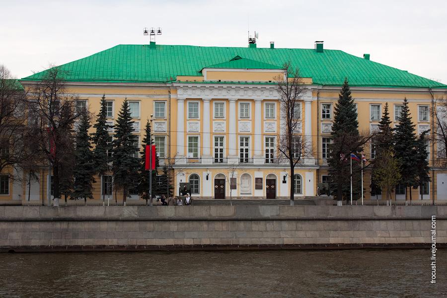 Штаб Московского военного округа