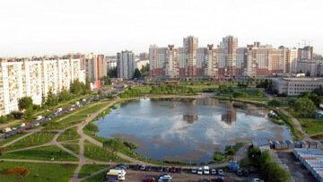 Сквер Ивана Фомина в Петербурге