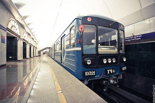 81-540.5 №10321. Станция Звенигородская