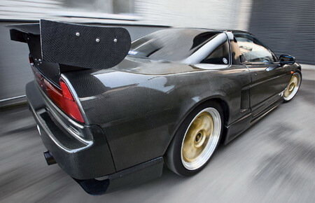 Карбоновая Acura