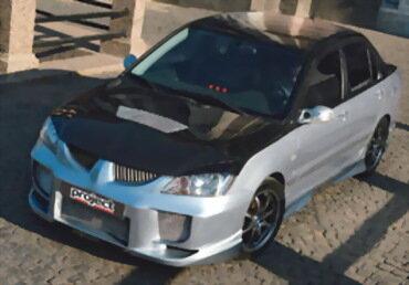 Mitsubishi Lancer - Make-up - AutoBlogger.ru // Автомобильная социальная сеть // Тэги: Mitsubishi, Mitsubishi Lancer