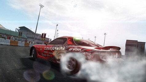 Need for Speed Pro Street: Про отсутствие улиц
