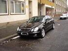 Игорь и неудачный Mercedes E 320