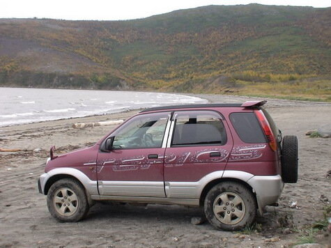 Daihatsu Terios - впечатления