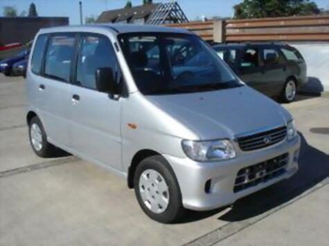 Daihatsu Move - отзыв владельца