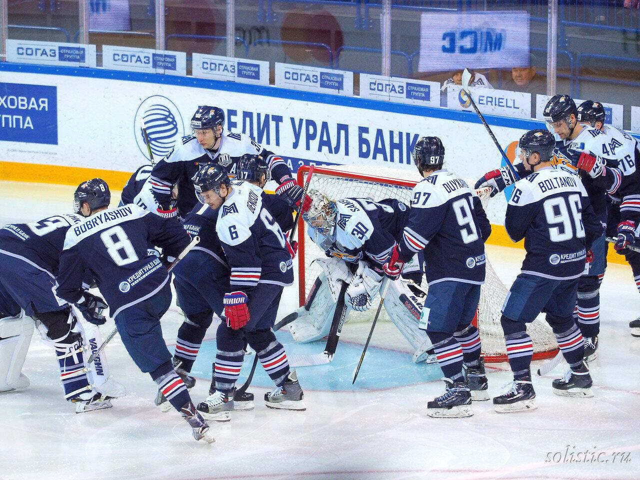 63 Металлург - Динамо Минск 03.01.2017