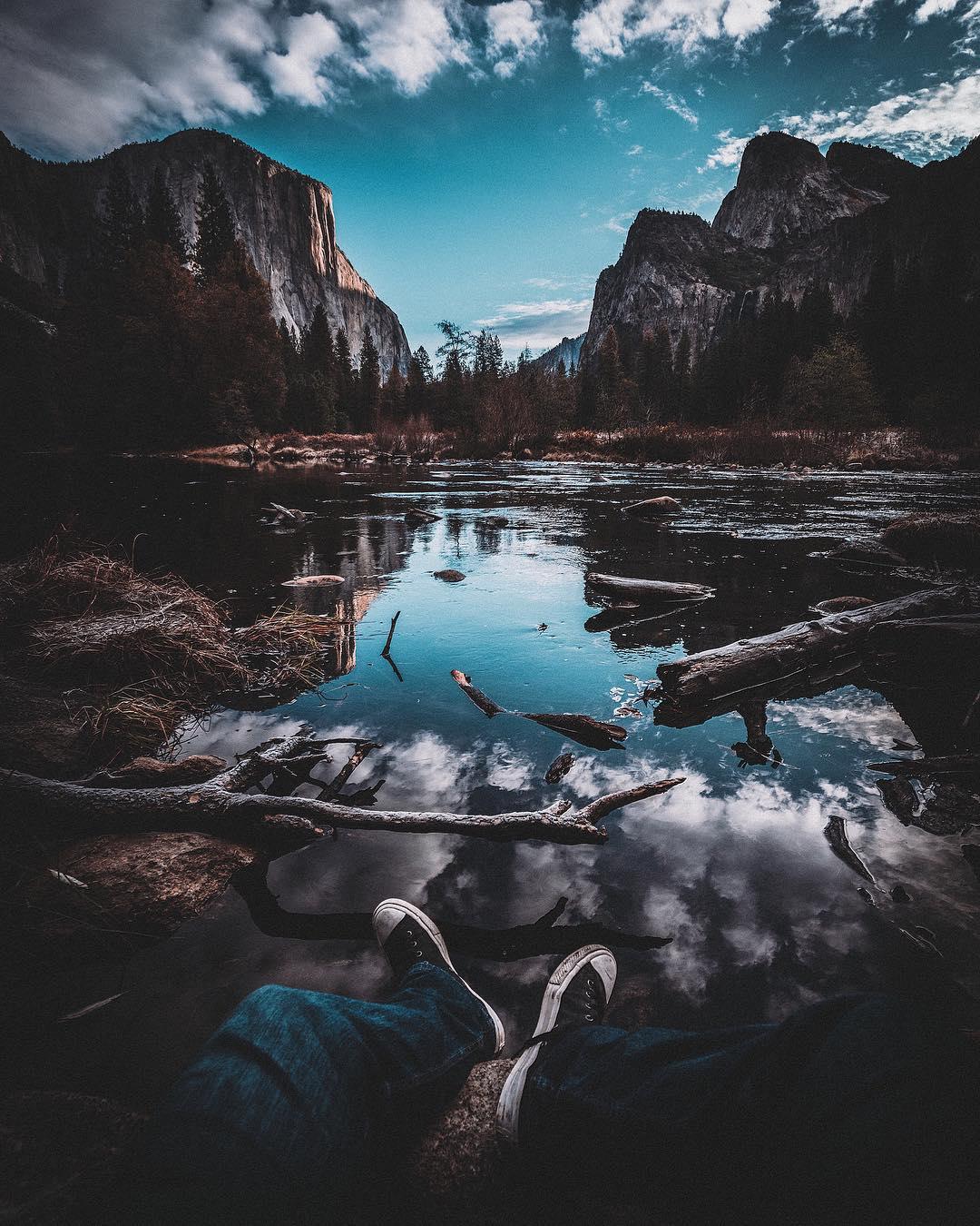 Красивые пейзажи Джуда Аллена