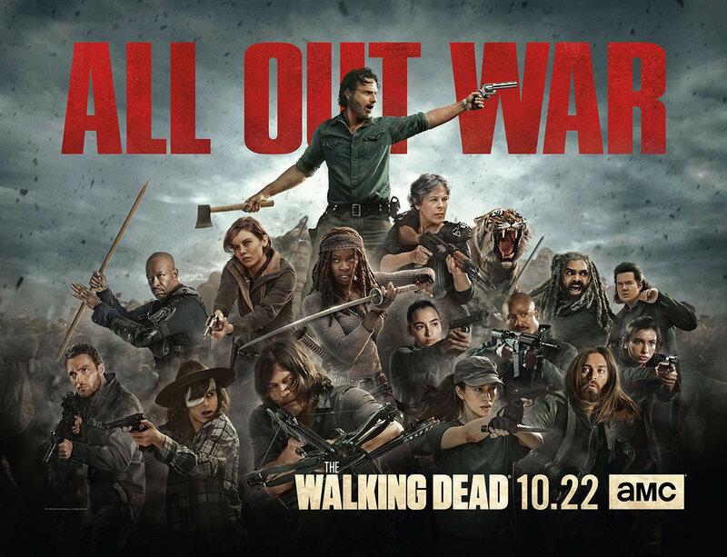 Официальный постер для долгожданного 8 сезона.