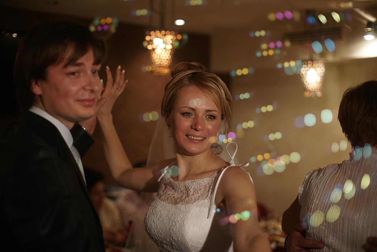 Из портфолио свадебного фотографа
