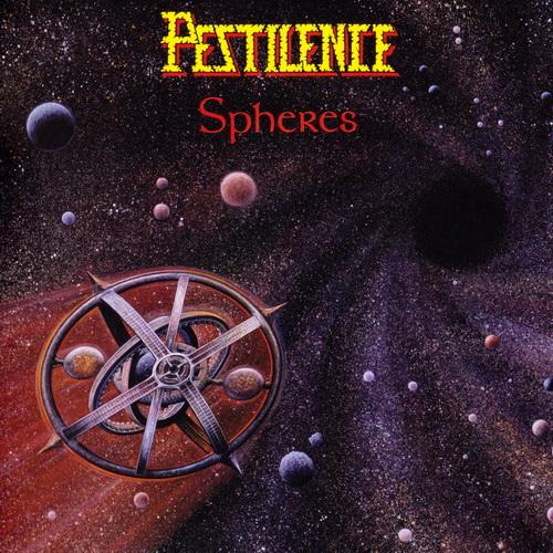 Pestilence - 1993 - Spheres [Hammerheart Rec., HHR 2017-16, 2CD, Holland]