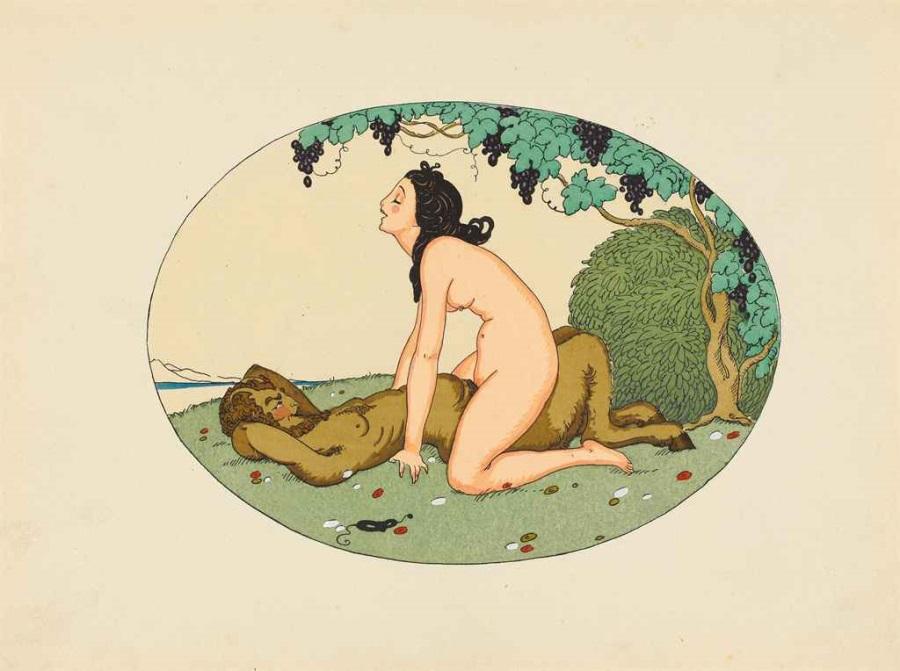 Тулуз лотрек секс эротика