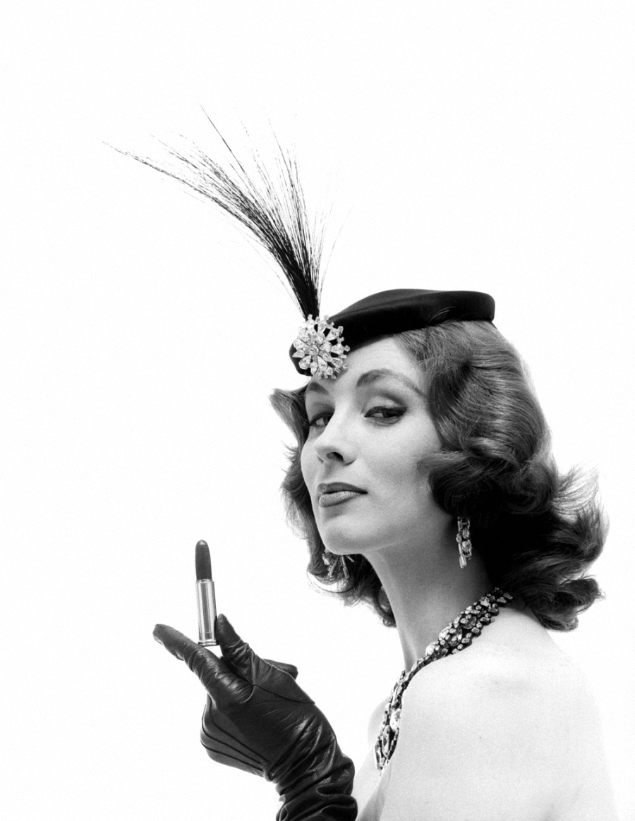 Шляпки. Сьюзи Паркер / Suzy Parker (1932 — 2003)