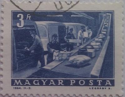 венгрия почт конвейер 3