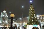 Путешествие в рождество от Маяковской