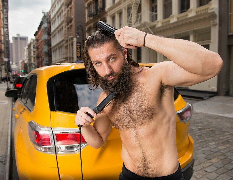 0 179c35 b9380fa6 XL - Нью-Йоркские таксисты выпустили календарь со своими фотографиями