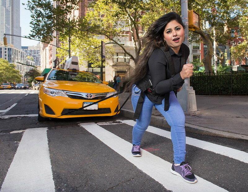 0 179c37 c78da217 XL - Нью-Йоркские таксисты выпустили календарь со своими фотографиями