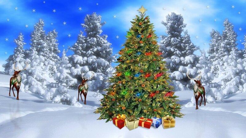 Animierte Weihnachtskarten.Grusse Frohe Weihnachten Live Karten Fur Jeden Urlaub