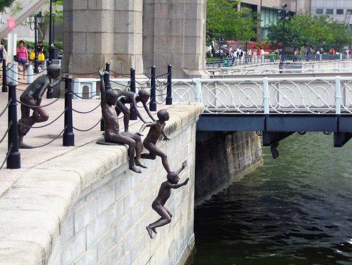Туфли на берегу Дуная, Будапешт, Венгрия   Памятник посвящен памяти погибших ев