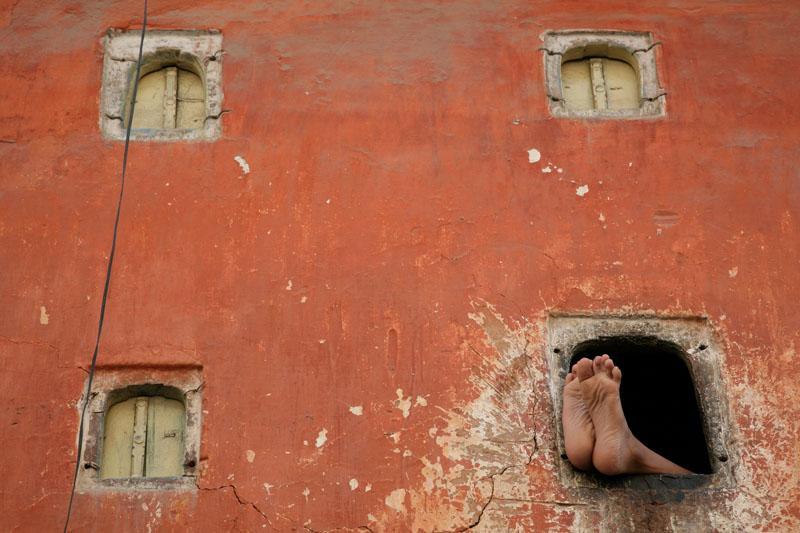 1. Ноги. Джаипур.