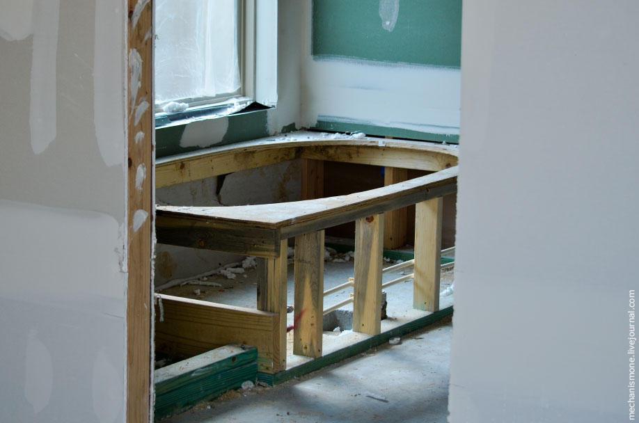 48. Будущее джакузи. Собираются различные конструкции внутри дома.