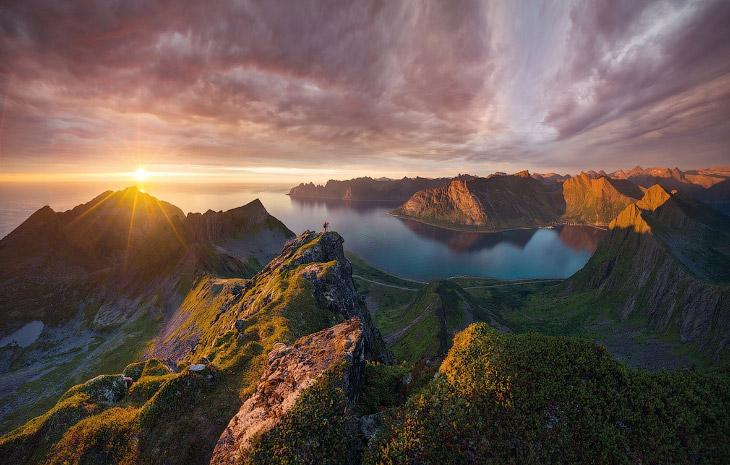 Мастера пейзажной фотографии (16 фото)