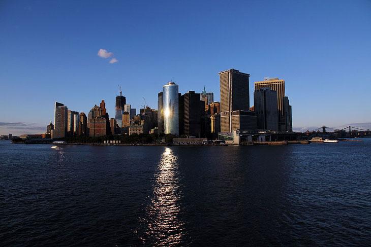 Прогулки по Манхэттену (58 фото)