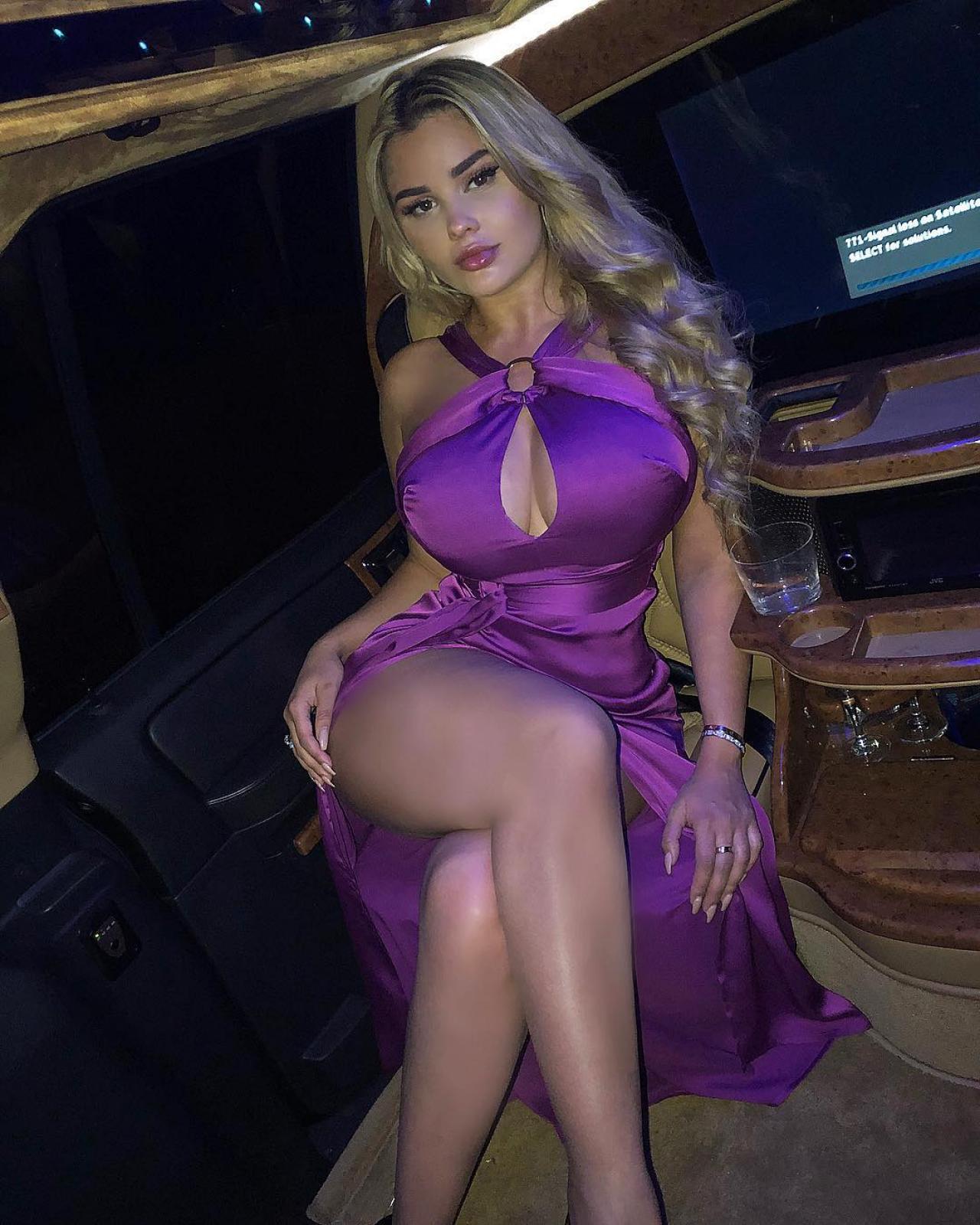Русская Ким Кардашян покоряет американский Инстаграм