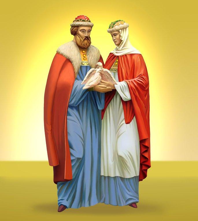 20120707_Памятник святым Петру и Февронии откроется в Тамбове