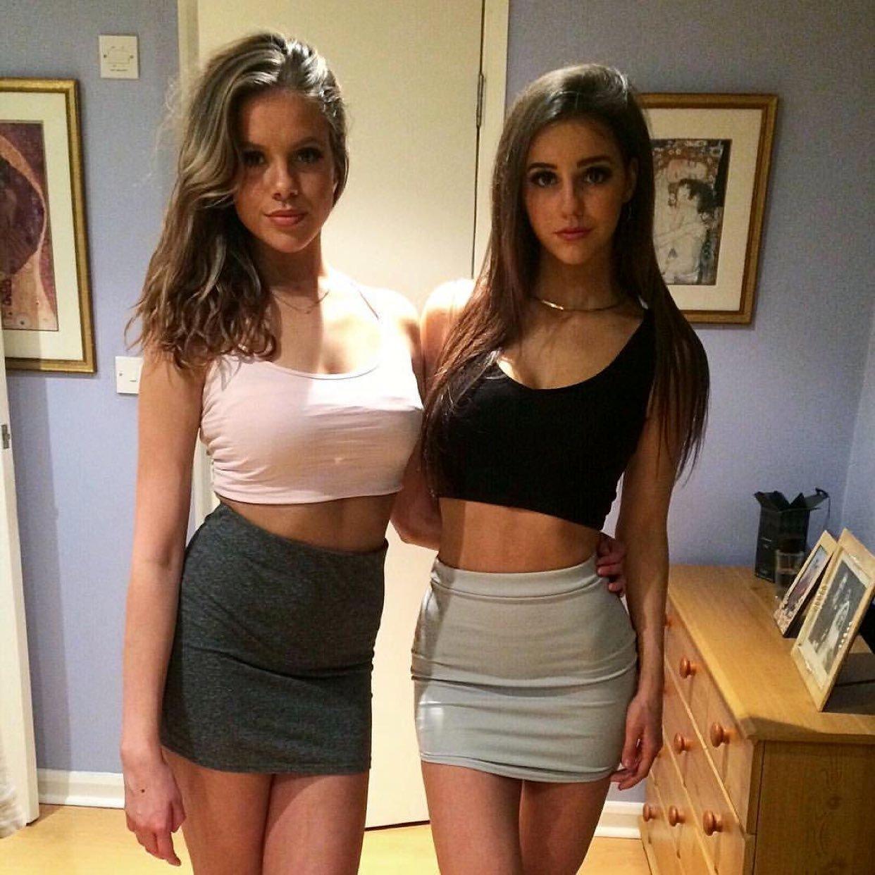 Девчонки из соцсетей
