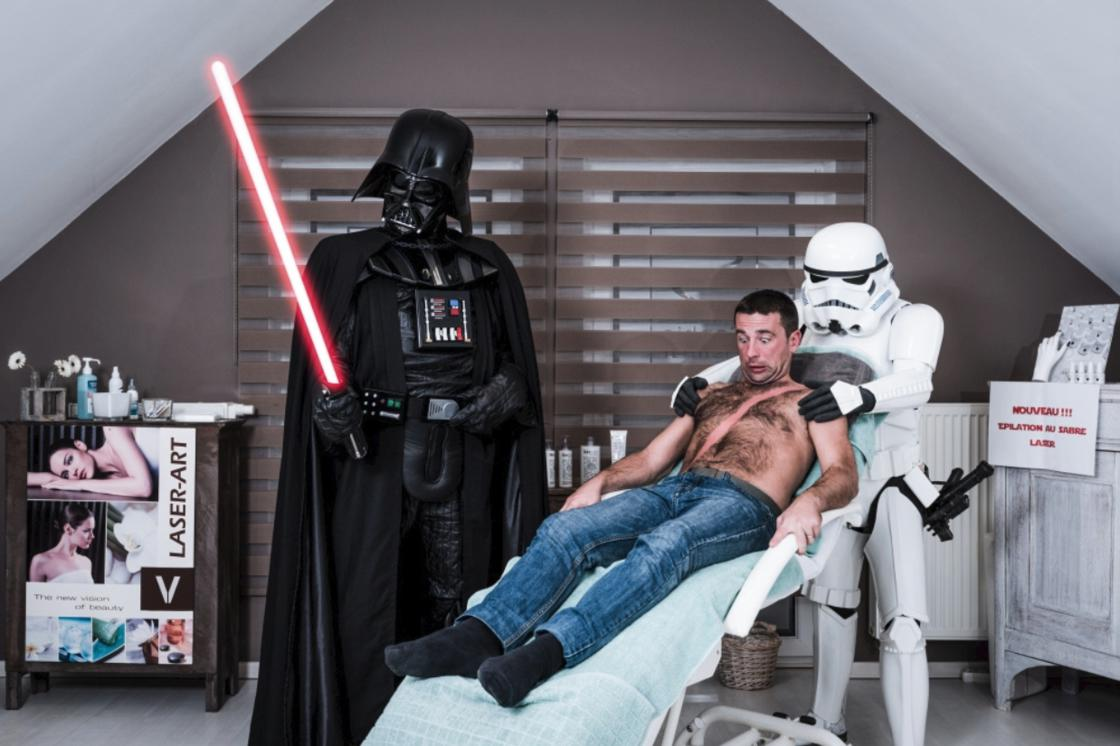 The Empire against the Crisis – Darth Vader forced to do odd jobs