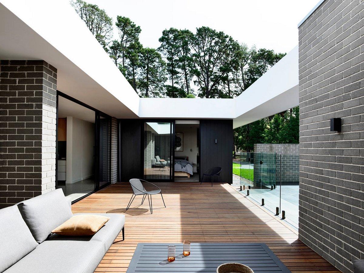 Уютное семейное гнездо в Мельбурне