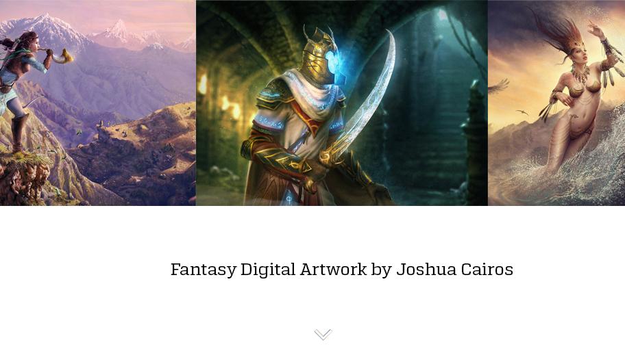 Fantasy Digital Artwork by Joshua Cairos (27 pics)