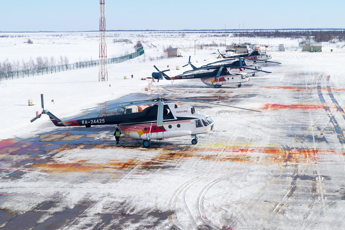 Ми-8 Нарьян-Мар фото 1