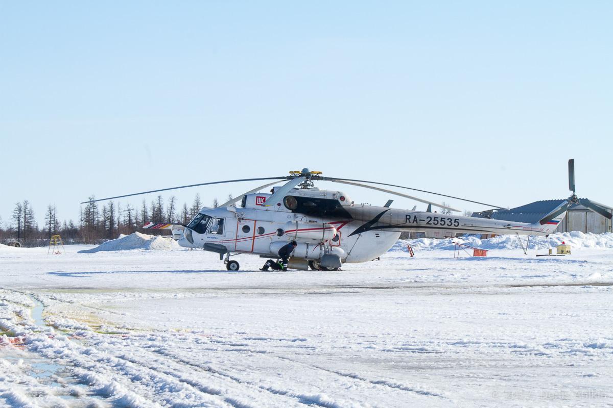 Ми-8 Нарьян-Мар фото 8