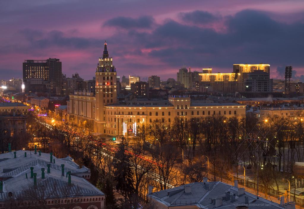 Воронеж новый год ЮВЖД