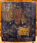 НВ-468-35 Икона «Христос Вседержитель». 30х25.jpg