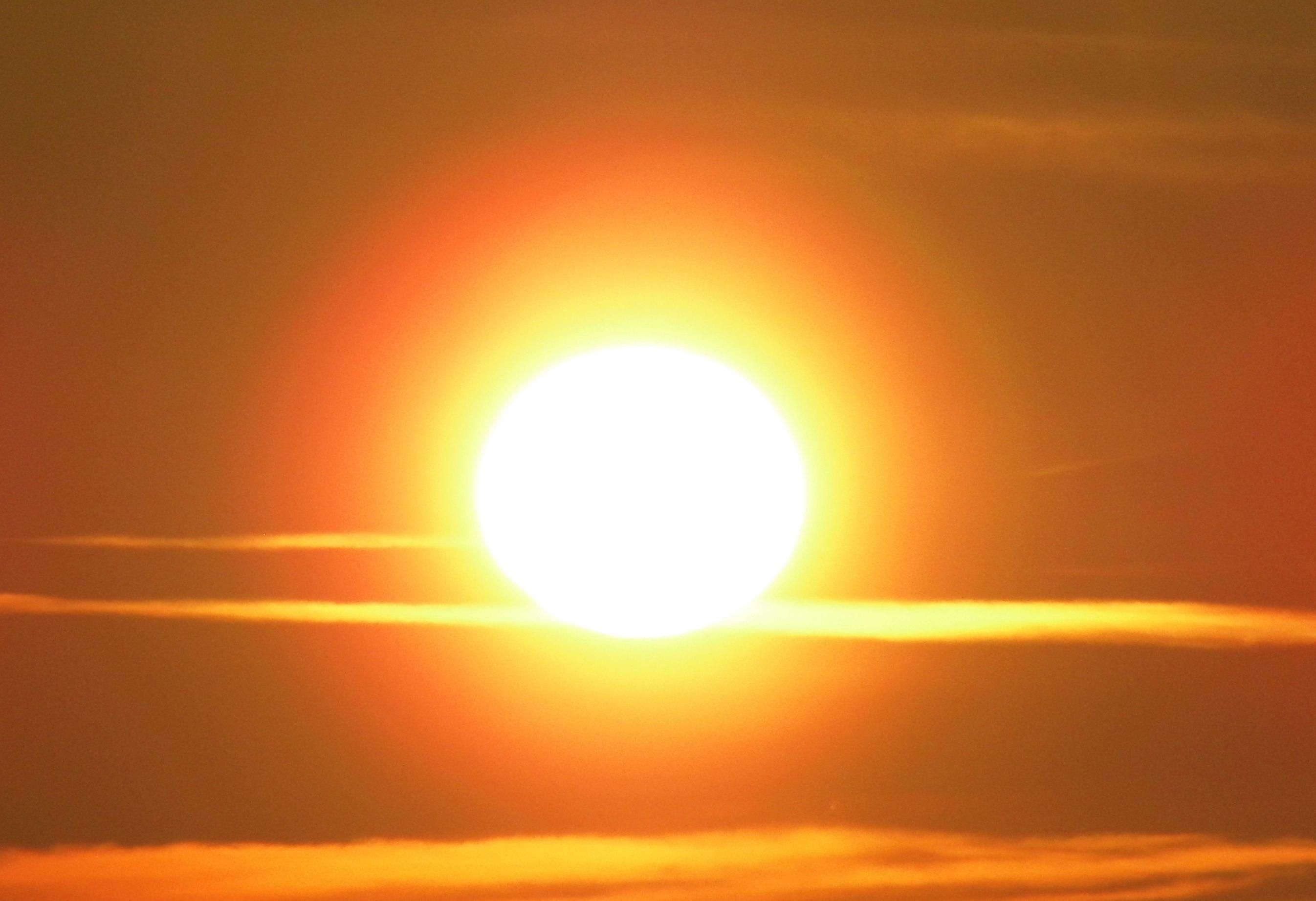 Закат Солнца золотого 1 январь 2018 Зимняя сказка Тюмень Россия